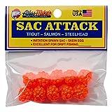 Atlas Mike's Sac Attack Imitation Salmon Fishing Bait Eggs (Bag of 10)