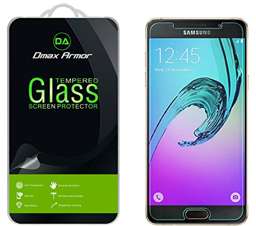 Tempered Glass Screen Protector for Samsung A5 - 9