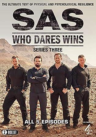 SAS: Who Dares Wins: Series 3