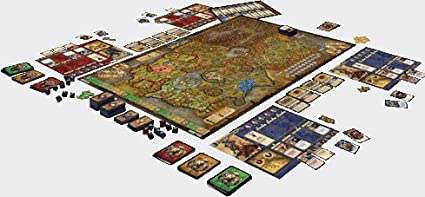 World of Warcraft: The Board Game: Fantasy Flight Games: Amazon.es: Juguetes y juegos