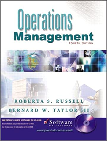 Operations management and student cd fourth edition roberta s operations management and student cd fourth edition 4th edition fandeluxe Images