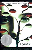 Speak, Laurie Halse Anderson, 0613360133