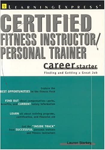 buy certified fitness trainer career starter book online at low ...