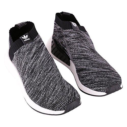 Adidas X Flèches Unis Et Fils Herren Da9089 Grau / Schwarz Stoff Glisser Sur Chaussures De Sport