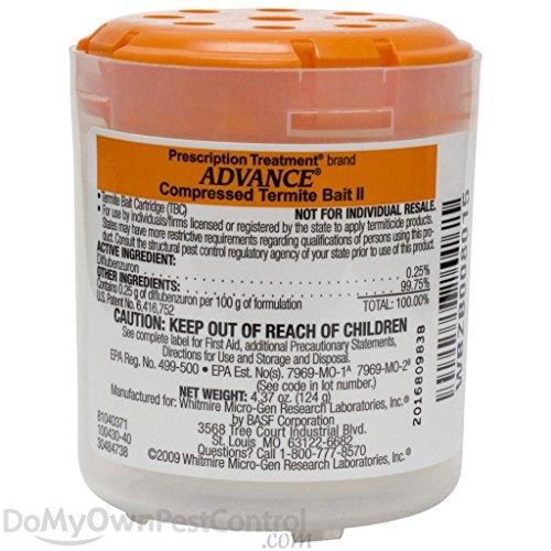 Advance Termite Bait Cartridge II (6 pack) by Advance Trelona
