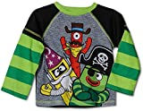 Yo Gabba Gabba 2 Piece Little Boys Pajama, Toddler Sizes 2T-4T