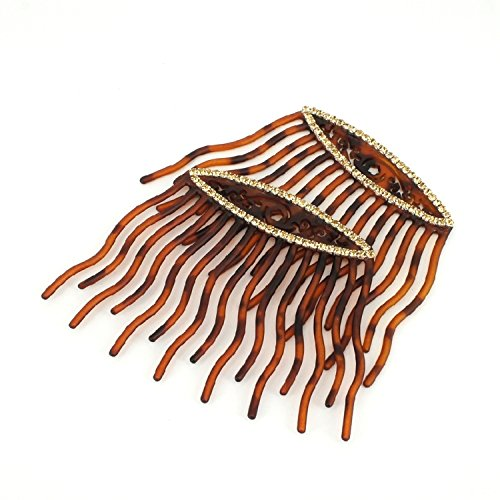 Sign tendon five rounds six high ruggedness resin plug inserted comb hair comb plate made shawl horsetail 9105 for women girl lady