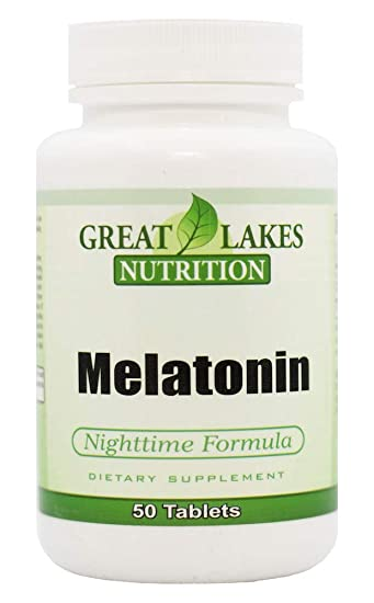 Melatonin 3MG Effective Nighttime Formula for Insomnia | Quick Dissolve Rapid Release, Chewable & Sublingual
