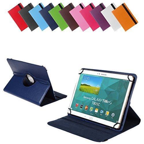 Bralexx Universal Tablet-Tasche für ARCHOS 97b Platinum (26,3 cm (10 Zoll)) blau