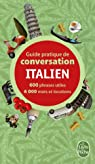 Guide pratique de conversation italien par Ravier