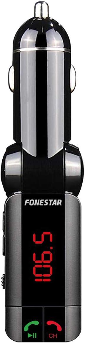 Transmisor FM Bluetooth Fonestar