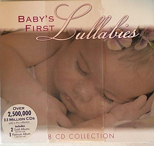 Baby's First Lullabies ~ 8 Cd Box Set
