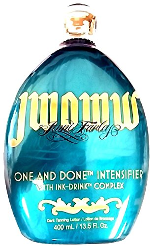Australian Gold Jwoww One And Done Intensifier Tanning Bed