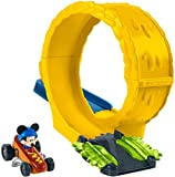 Fisher-Price Disney Mickey and the Roadster Racers - Mustard Run Track Set