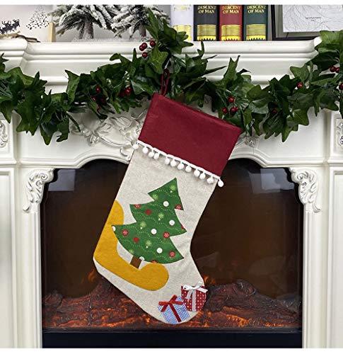 Christmas Stockings 4pcs 18