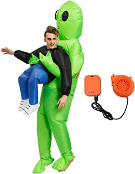 Disfraz de Halloween Inflatable Costumes para Adultos Cosplay ...