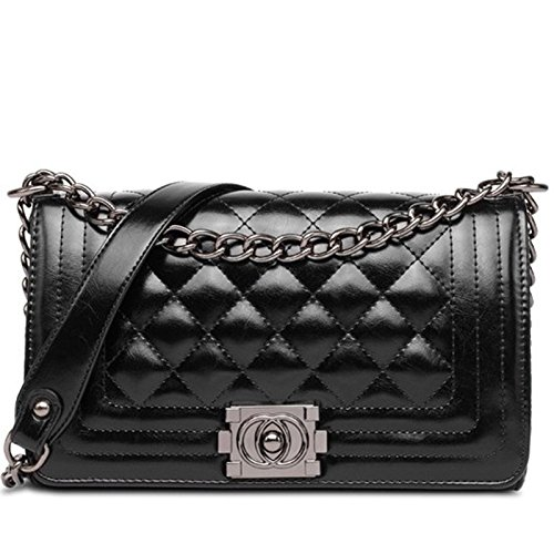 Other Leather Bag For Women, Black - Shoulder Bag        Amazon imported products in Lahore
