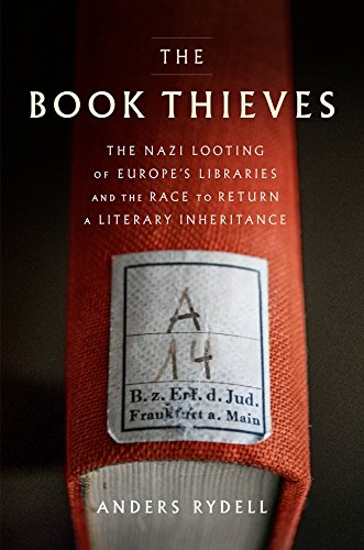 Book Thieves Libraries Literary Inheritance product image