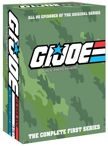 (G.I. Joe: A Real American Hero - The Complete First Series)