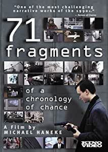 71 Fragments of a Chronology of Chance