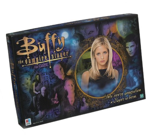 Game Board Characters Costumes (Buffy the Vampire Slayer The Game [Board Game])