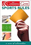 Sports Rules, Henry Russell, 0007122713