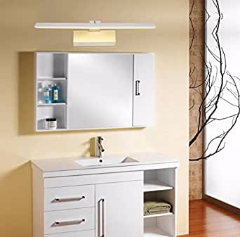 Lámparas para el espejo del cuarto de baño ColdMou faros ...