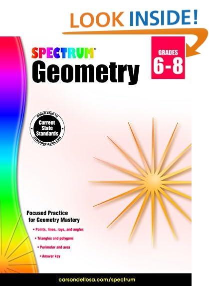 Spectrum Workbooks: Amazon.com