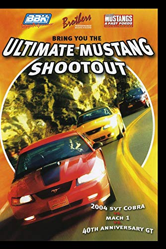 (Muscle Mustang & Fast Fords Magazines - Ultimate Mustang)