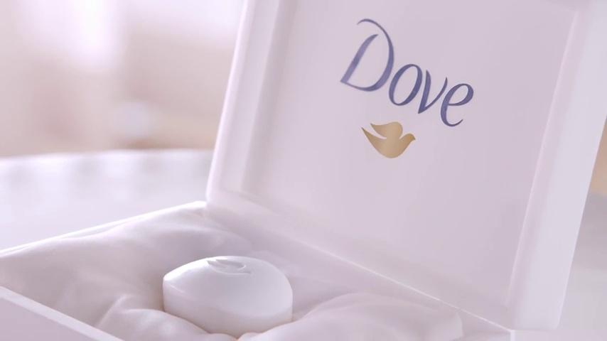 Dove Beauty Bar For Softer Skin Coconut Milk More Moisturizing Than Bar Soap 3.75 oz 6 Bars