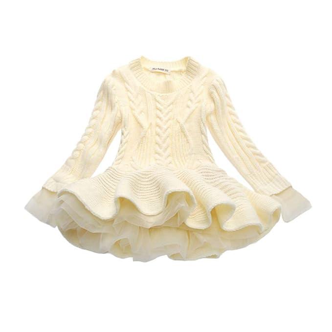 Amazon.com: Fairy - Vestido de princesa para bebés y niñas ...