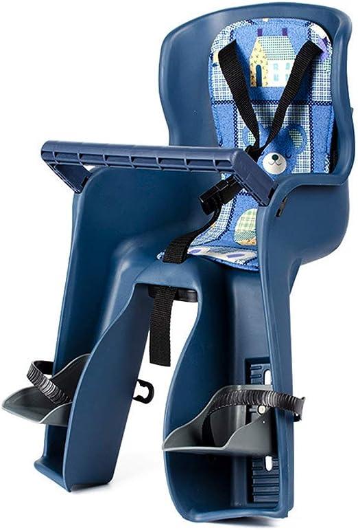 Z-ZH Asiento Delantero Ajustable para niños con Protector de pie ...