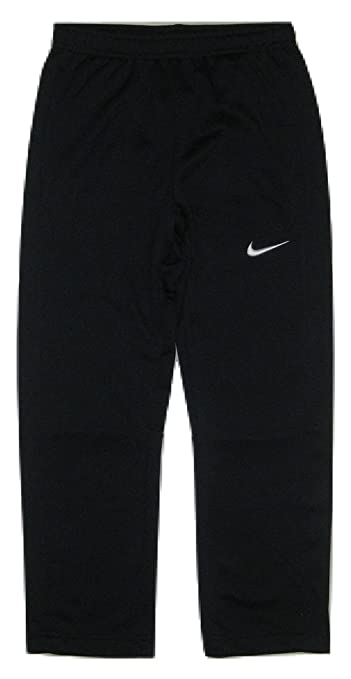 a41da8b8f Buy Nike Preschool Boys Therma KO Fleece Pants, Obsidian/White, Size 7  Online at Low Prices in India - Amazon.in