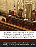 Crs Report for Congress, Matthew C. Weed, 1294269844