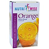 NutriWise – Orange High Protein Liquid Concentrate Drink (7/box)