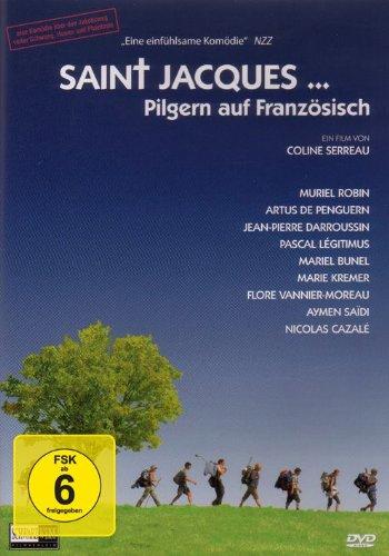 Cover Saint Jacques / Pilgern auf Französisch (2005)