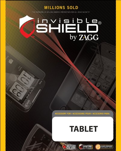 Zagg invisibleSHIELD for Acer Iconia Tab W500 (Maximum Co...