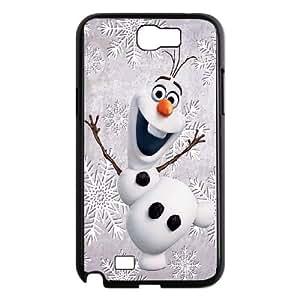 Samsung Galaxy N2 7100 Cell Phone Case Black Olaf O4493063