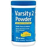 Lindberg Varsity 2 Powder Multi-Vitamin & Mineral, Natural Orange Flavor, 1 Pound Review