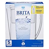 : Brita Slim Water Filter Pitcher, 5 Cups
