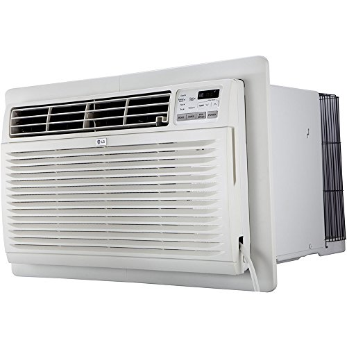 LG LT1237HNR 11,200 BTU Air Conditioner with Heat by LG