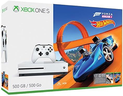 Microsoft Bundle Xbox One S 500GB + Forza Horizon 3 + DLC Hot ...