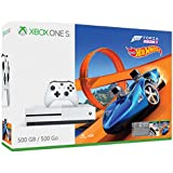 Xbox One: S 500GB + Forza Horizon 3 + DLC Hot Wheels [Bundle] [Importación italiana]