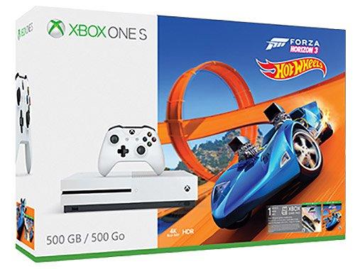 8 opinioni per Xbox One: S 500GB + Forza Horizon 3 + DLC Hot Wheels [Bundle]