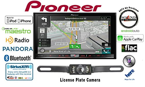 Pioneer AVIC-7200NEX Double Din Navigation Multimedia DVD Receiver with 7