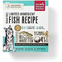 The Honest Kitchen Limited Ingredient Fish Dog Food Recipe, 4 lb box - Brave