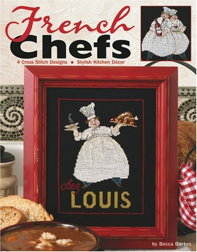 Read Online French Chefs  (Leisure Arts #3966) PDF