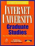 Internet University, Graduate Studies, D. Quinn Mills, 1588550575
