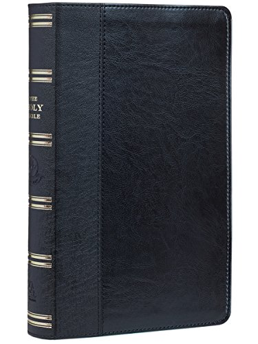 t Print Thumb Index Edition: Black (King James Bible) ()