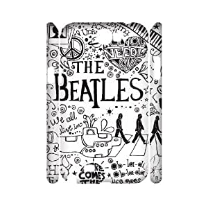 Chinese The Beatles Customized 3D Phone Case for Samsung Galaxy Note 2 N7100,diy Chinese The Beatles Cover Case